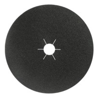 Floor Sanding Disc 180mm x 22.23mm 40 Grit ( Pack of 50 ) Toolpak