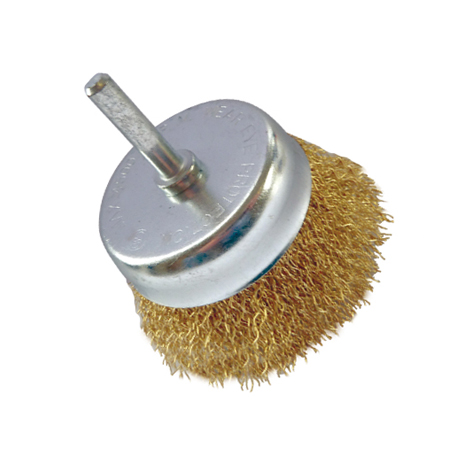 Toolpak 50mm Crimped Cup Wire Brush Wb71